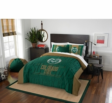 Colorado State Rams Bed & Bath