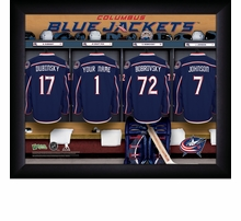 Columbus Blue Jackets Personalized Gifts