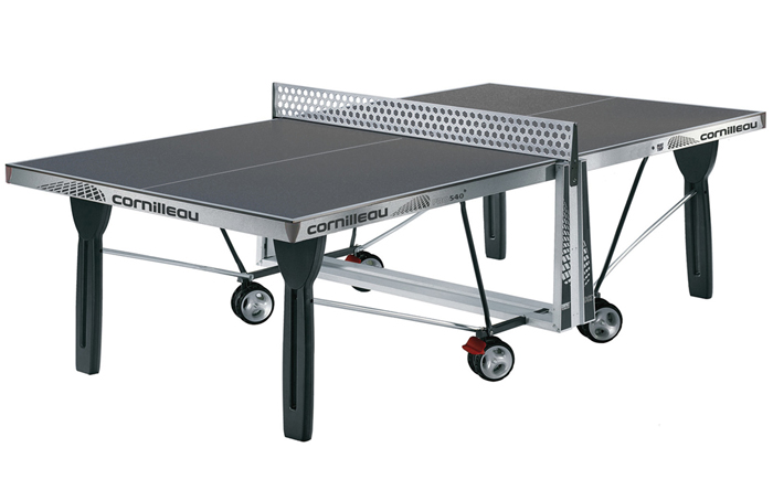 cornilleau pro 540 outdoor ping pong table. Black Bedroom Furniture Sets. Home Design Ideas