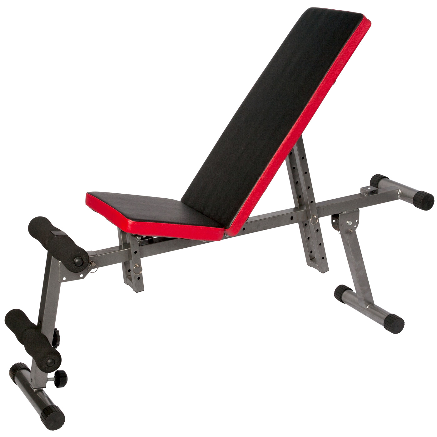 Crescendo Fitness Adjustable Exercise Bench