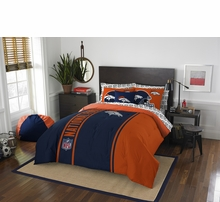 Denver Broncos Bed & Bath