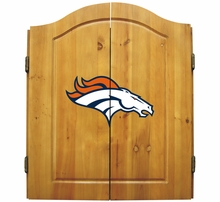 Denver Broncos Game Room & Fan Cave