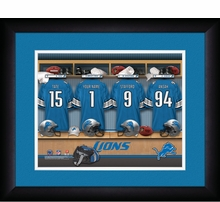 Detroit Lions Personalized Gifts