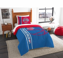 Detroit Pistons Bed & Bath