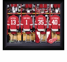Detroit Red Wings Personalized Gifts