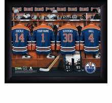 Edmonton Oilers Personalized Gifts