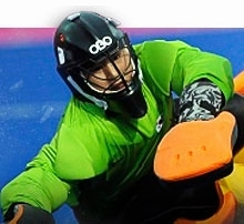 Field Hockey Goalie Gear