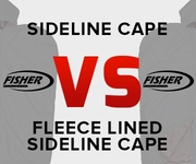 Fisher Sideline Cape Comparison