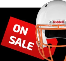 Football Equipment Sale