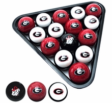 Georgia Bulldogs Game Room & Fan Cave