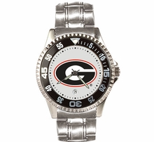 Georgia Bulldogs Watches & Jewelry
