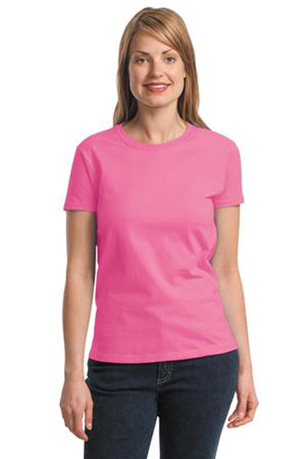 Gildan custom women 39 s ultra cotton t shirt for Custom cotton t shirts