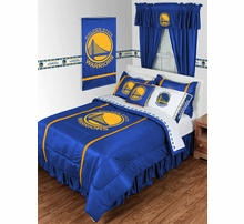 Golden State Warriors Bed & Bath