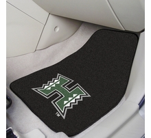 Hawaii Warriors Car Accessories