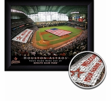 Houston Astros Personalized Gifts