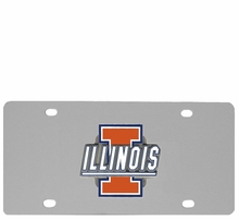 Illinois Fighting Illini Car Accessories