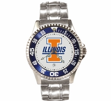 Illinois Fighting Illini Watches & Jewelry