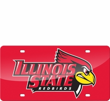 Illinois State Redbirds Car Accessories