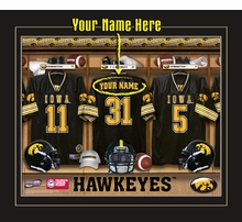 Iowa Hawkeyes Personalized Gifts