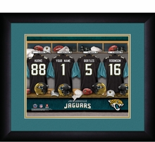 Jacksonville Jaguars Personalized Gifts
