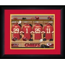 Kansas City Chiefs Personalized Gifts