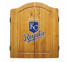 Kansas City Royals Game Room & Fan Cave
