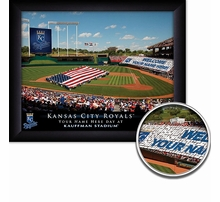 Kansas City Royals Personalized Gifts