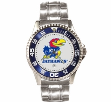 Kansas Jayhawks Watches & Jewelry