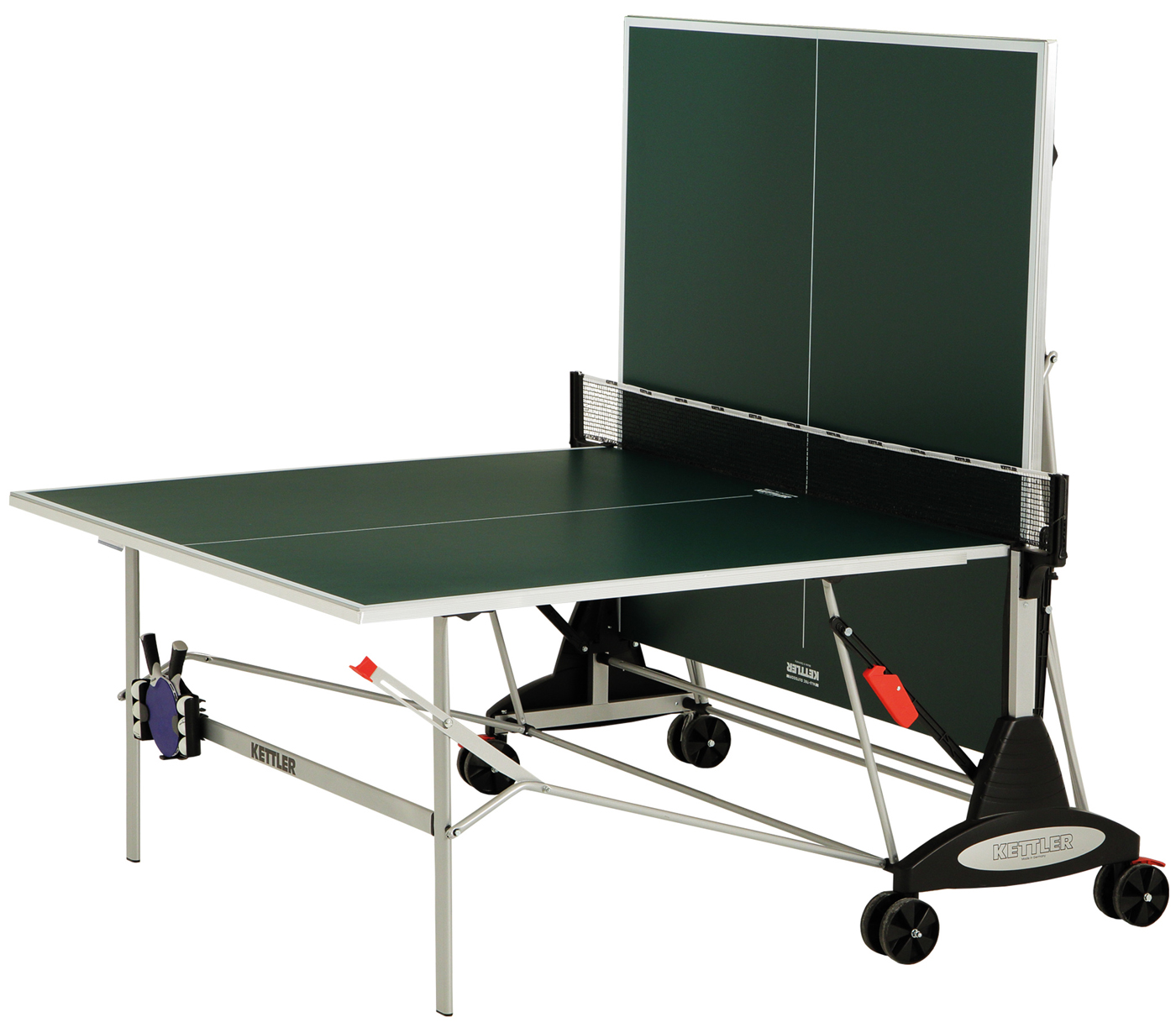 Kettler stockholm gt outdoor ping pong table for Table ping pong