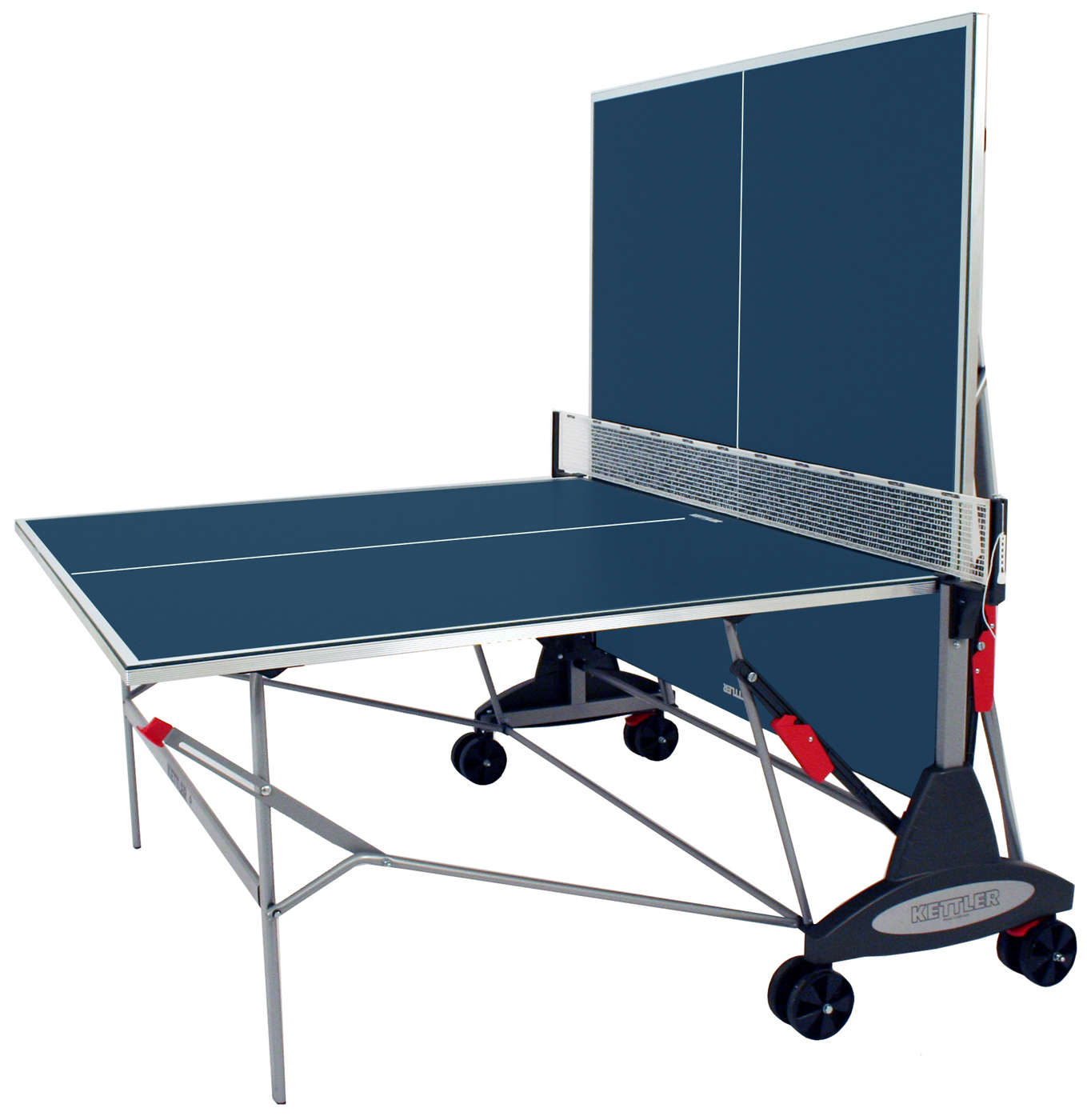 Kettler stockholm gt outdoor ping pong table for Table exterieur 3m