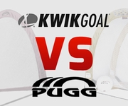 Kwik Goal Infinity Large vs. Pugg Pop-Up 2.5""