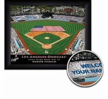 Los Angeles Dodgers Personalized Gifts