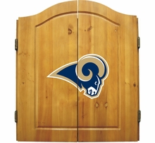 Los Angeles Rams Game Room & Fan Cave