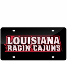 Louisiana Lafayette Ragin' Cajuns Car Accessories