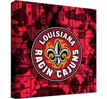 Louisiana Lafayette Ragin' Cajuns Home & Office