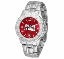 Louisiana Lafayette Ragin' Cajuns Watches & Jewelry