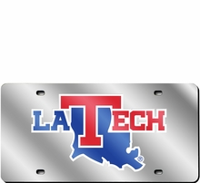 Louisiana Tech Bulldogs Car Accessories