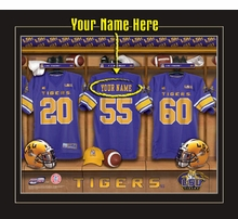 LSU Tigers Personalized Gifts