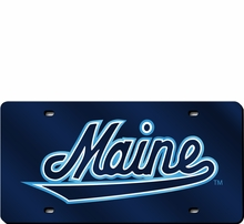 Maine Black Bears Car Accessories