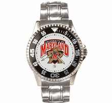 Maryland Terrapins Watches & Jewelry