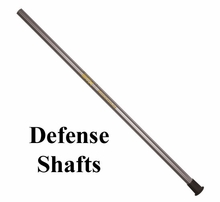 Men's Lacrosse Defense Shafts