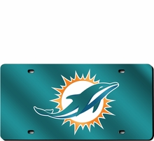 Miami Dolphins Car Accessories