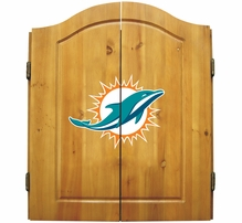 Miami Dolphins Game Room & Fan Cave