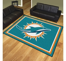 Miami Dolphins Home Office Decor