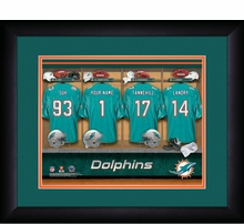 Miami Dolphins Personalized Gifts
