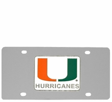 Miami Hurricanes Car Accessories