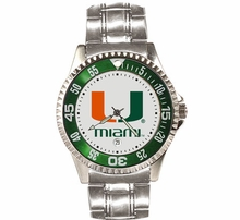 Miami Hurricanes Watches & Jewelry