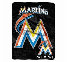 Miami Marlins Bed & Bath