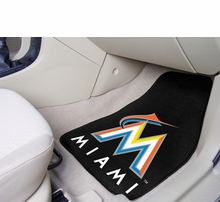 Miami Marlins Car Accessories