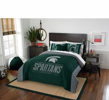 Michigan State Spartans Bed & Bath